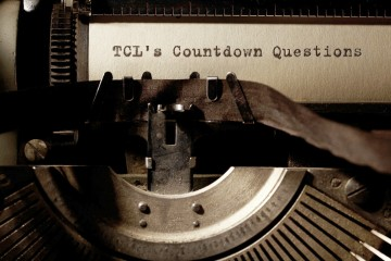 Typewriter Countdown Questions