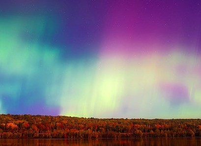 Northern Lights - Aurora Borealis (Credit: Pixabay)