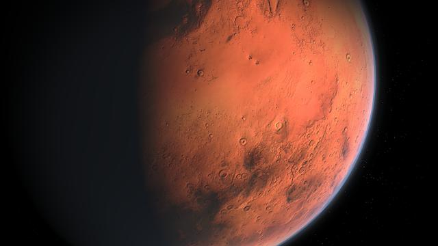 Mars (credit: Pixabay)