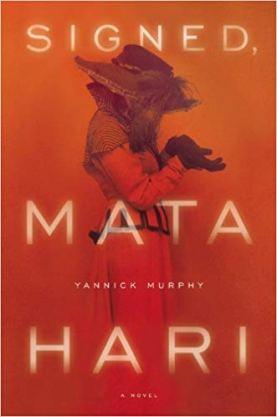 Signed Mata Hari