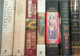 Masters of Rome Books
