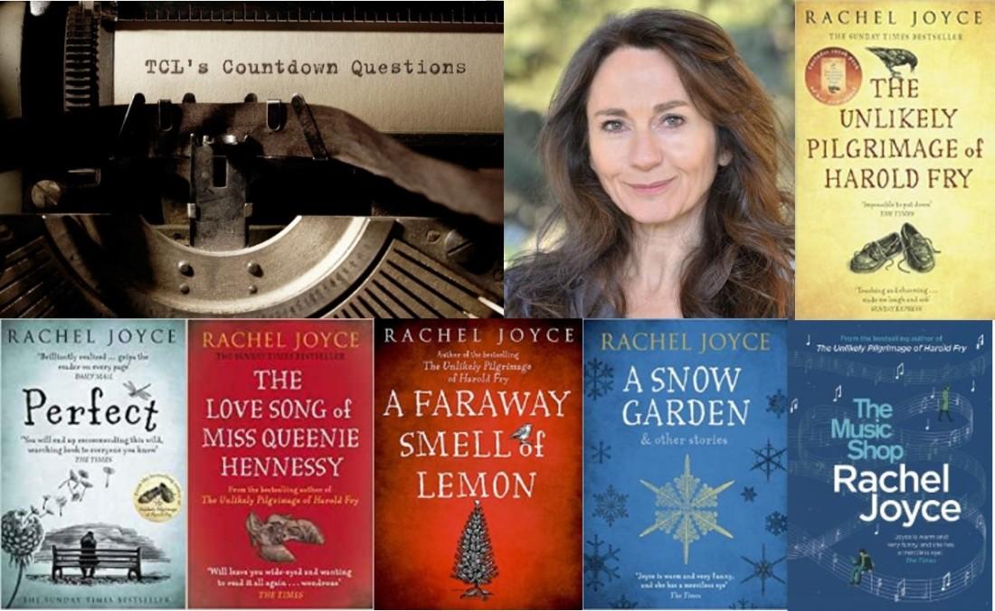 Rachel Joyce Countdown Questions