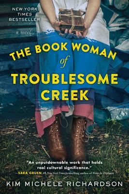 Book Woman Troublesom