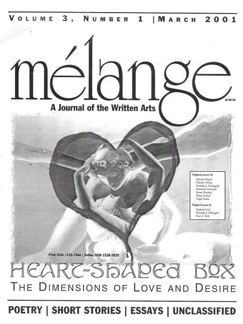 Melange Cover