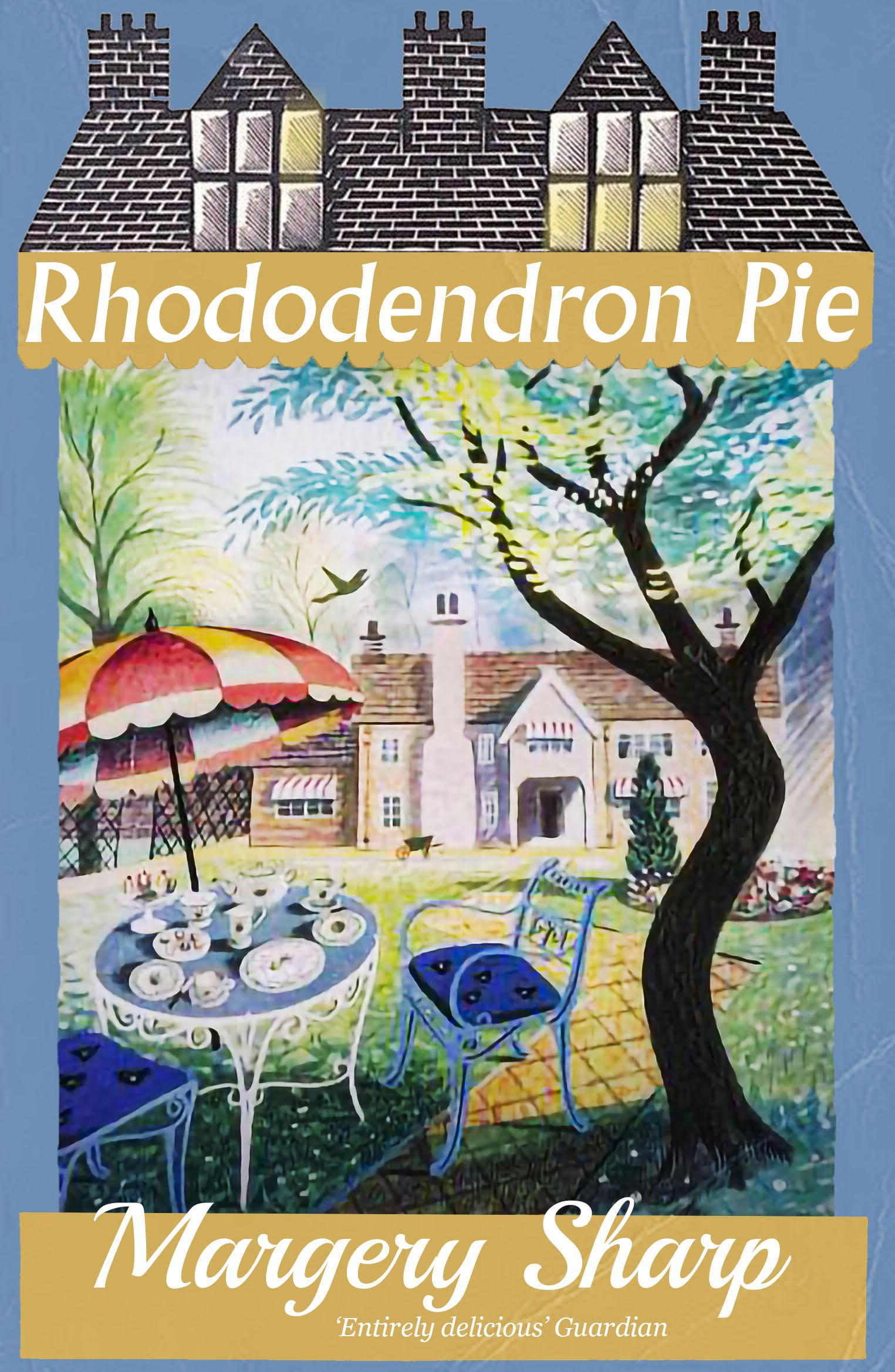 Rhododendron Pie