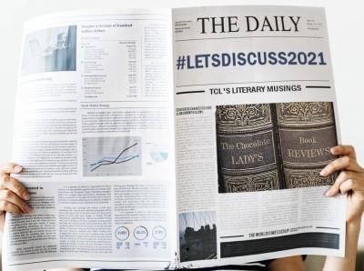 #LetsDiscuss2021 Landscape