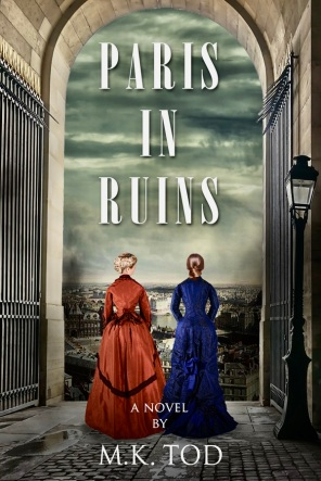 Paris in Ruins lighter
