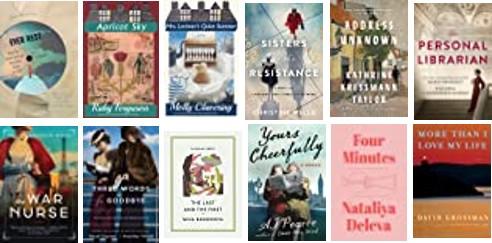 20 Books of Summer 2021