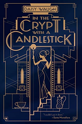 In the crypt with a candlestick